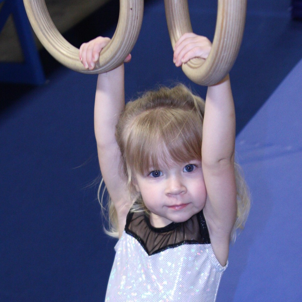 Tumbling Tots Preschool Gymnastics Classes in New Braunfels
