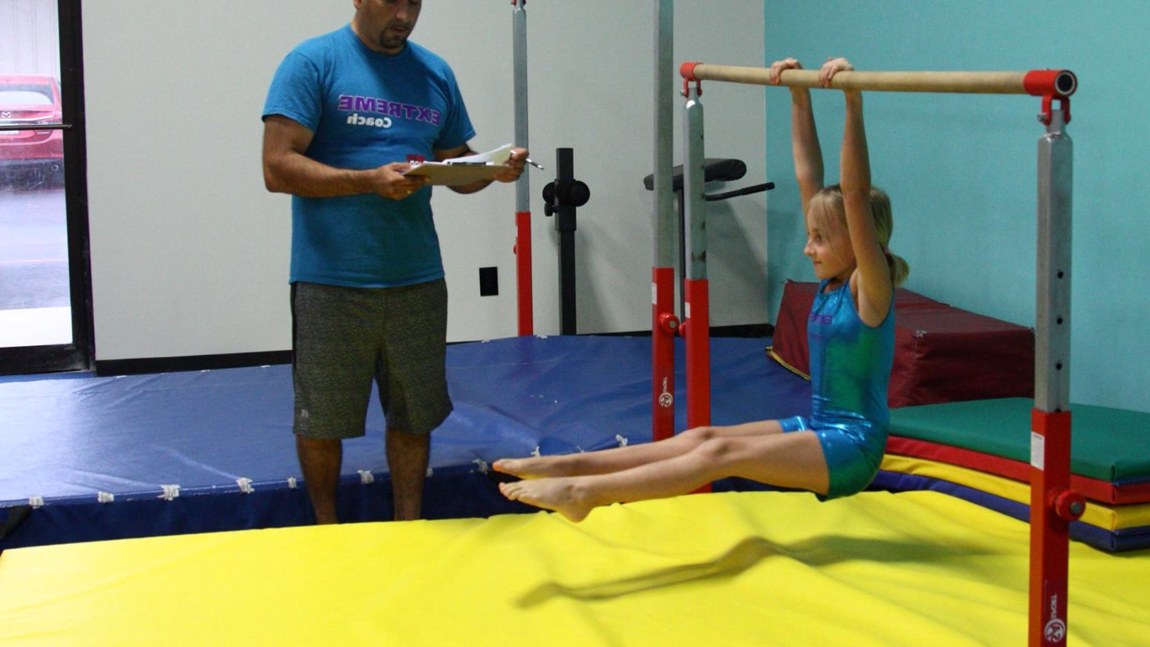 Extreme Gymnastics Classes in New Braunfels